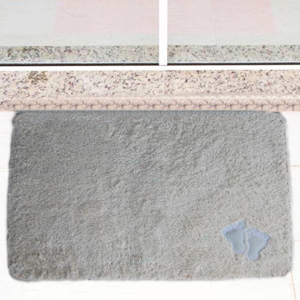 Tapete De Banheiro Decorado Diversas Cores Avulso Enlevolar -> Tapete Sala Frete Gratis