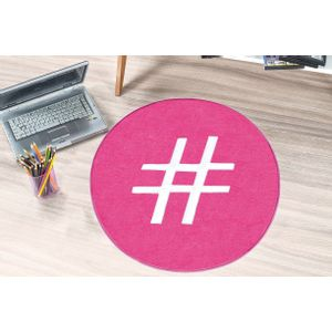 Tapete-Formato-Conectados-Hashtag-Pink