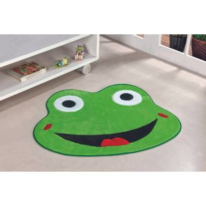 Tapete-Formato-Sapo-Olho-Verde-Pistache