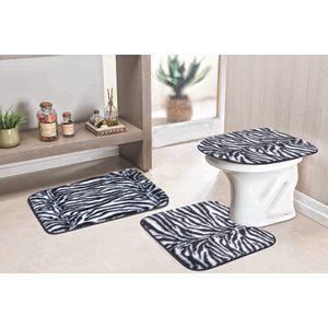Jogo-de-Tapete-de-Banheiro-3-Pecas-Safari---Zebra