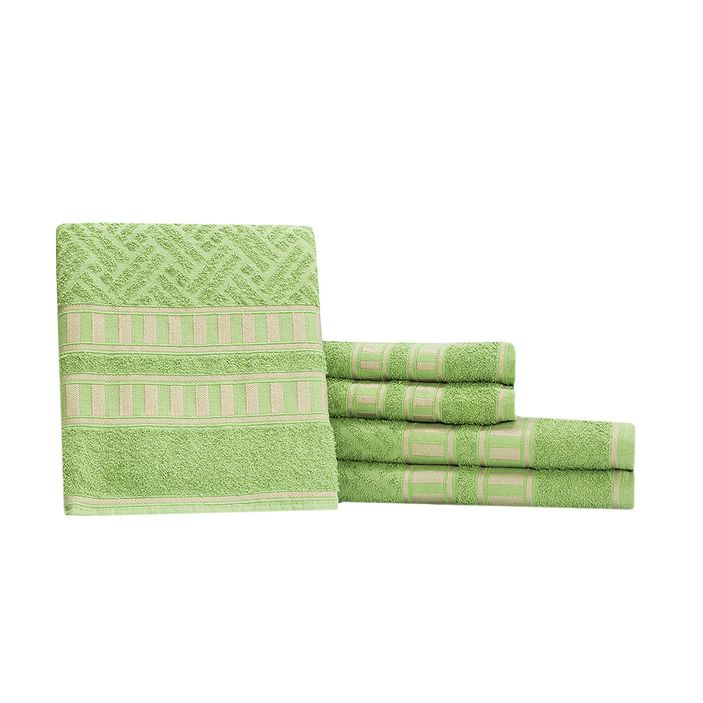Toalha-Banhao-Felpuda-King-Size-Madri--Gigante--Verde-Aspargo