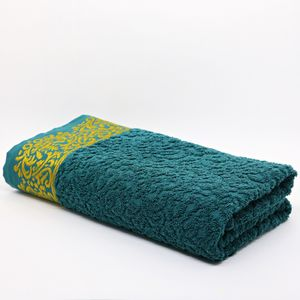 toalha banhao fio penteado agatha verde