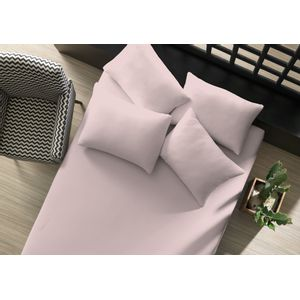 lencol-avulso-liso-com-elastico-queen-rosa-antigo