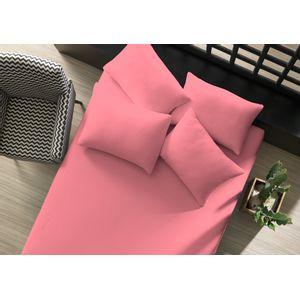 lencol-avulso-liso-com-elastico-king-rosa-flamingo