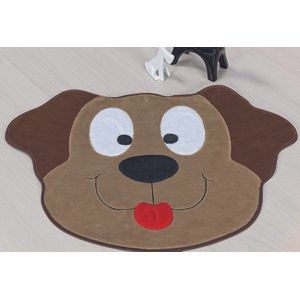 tapete-formato-cachorro-feliz-castor