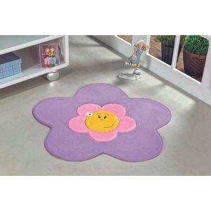 tapete-infantil-menina-flor-lilas
