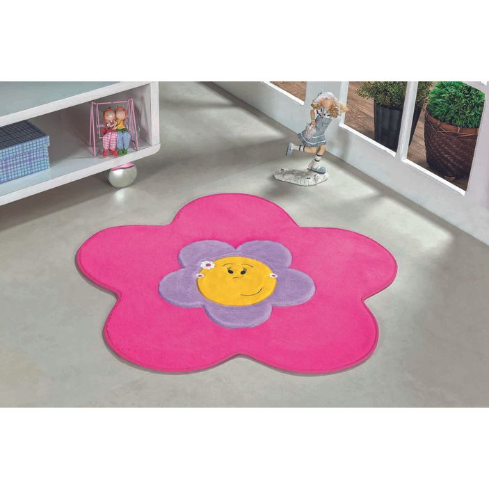 tapete-infantil-menina-flor-pink