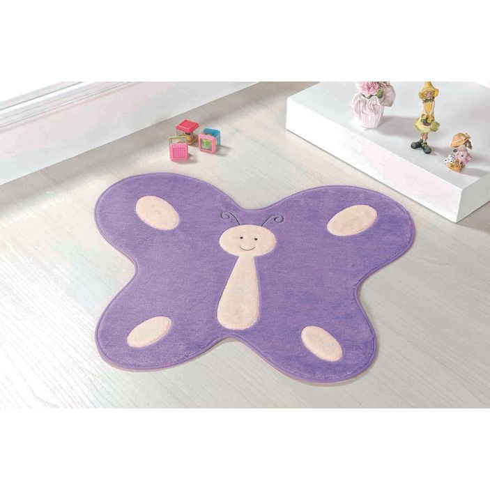 tapete-infantil-borboleta-feliz-lilas