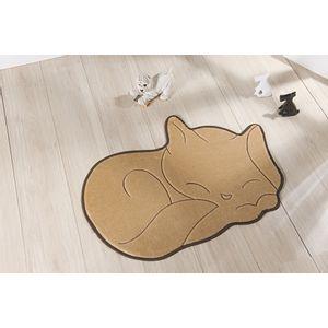 tapete-infantil-gato-soneca-bege
