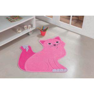 tapete-infantil-gatinha-manhosa-rosa