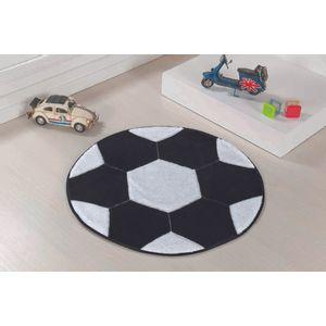 tapete-infantil-formato-bola-preto-e-branco