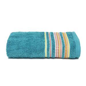 toalha-de-banho-santista-prata-venice-turquesa