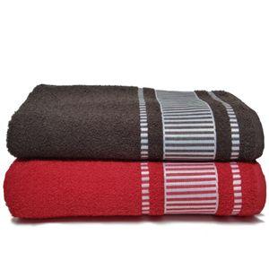 jogo-de-toalha-banhao-com-2-pecas-cafe-e-vermelho