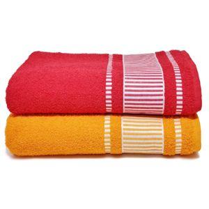 jogo-de-toalha-banhao-com-2-pecas-laranja-e-vermelho