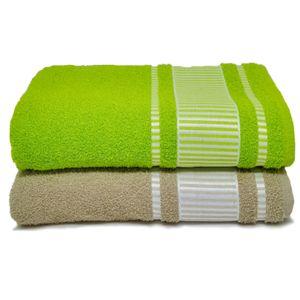 jogo-de-toalha-banhao-com-2-pecas-verde-e-areia