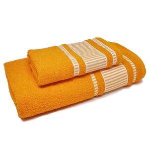 Jogo-de-Toalhas-banhao-viena-2-pecas-laranja
