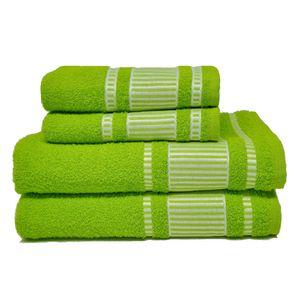 Jogo-de-Toalhas-banhao-viena-4-pecas-verde-limao