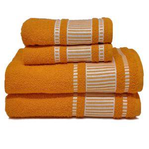 Jogo-de-Toalhas-banhao-viena-4-pecas-laranja