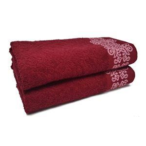 kit-com-2-toalhas-de-banho-premium-carmim