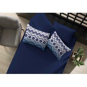 jogo-de-lencol-queen-3-pecas-tricot-azul