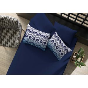 jogo-de-lencol-king-3-pecas-tricot-azul