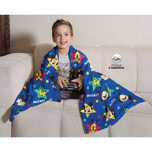 manta-cobertor-infantil-disney-mickey-azul