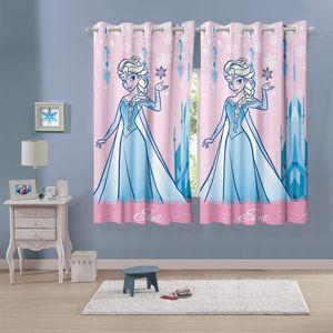 cortina-infantil-lepper-disney-frozen