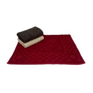 toalha-de-piso-para-banheiro-com-03-pecas-50-cm-x-70-cm-carmim-areia-e-cafe