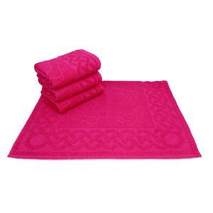 toalha-de-piso-para-banheiro-com-4-pecas-50-cm-x-70-cm-fucsia