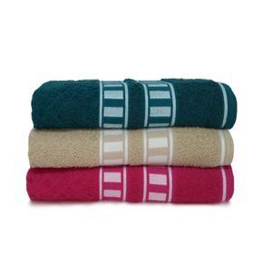 jogo-de-toalhas-de-banho-bahamas-com-03-pecas-80-cm-x-145-cm-fucsia-areia-e-agata-verde