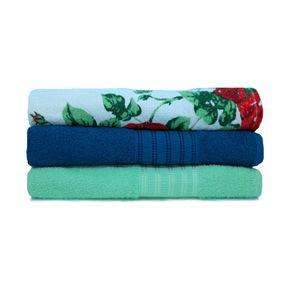 Jogo-de-toalha-de-banho-com-3-pecas-lisboa-e-italia-verde-jade-verde-cha-e-rosas-vermelhas