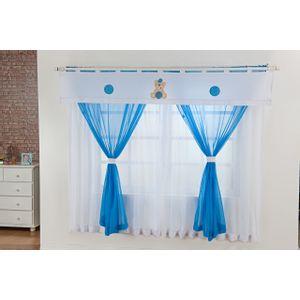 cortina-para-quarto-infantil-200x180-ursinho-azul-turquesa