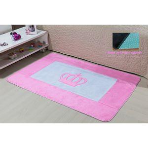 tapete-infantil-big-premium-20x74-coroa-real-rosa