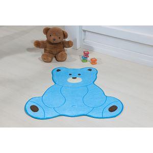 tapete-para-quarto-infantil-formato-baby-82x52-urso-fofo-azul-turquesa
