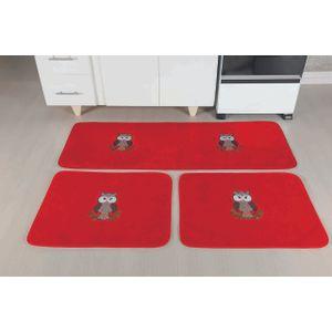 kit-d-tapete-de-cozinha-com-3-pecas-coruja-vermelha