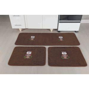 kit-d-tapete-de-cozinha-com-3-pecas-coruja-cafe