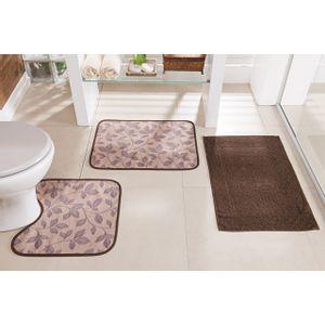 jogo-de-tapetes-para-banheiro-floral-bege