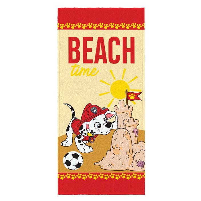 Toalha-de-Banho-Infantil-Felpuda-Antialergica-Lepper-–-60-cm-x-120-cm---Patrulha-Canina-Marshall-Beach