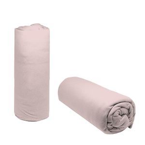 Lencol-Casal-Avulso-Liso-Doce-Vida-com-elastico---Rosa-Quartz