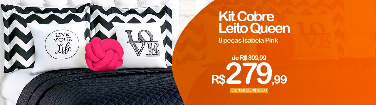 Kit Cobre Leito